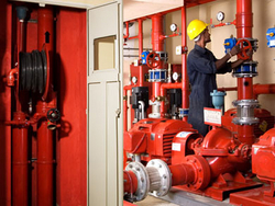 FIRE FIGHTING EQUIPMENT INSTALLATION MAINTENANCE & SERVICE from CNS ARABIA TECHNICAL LLC