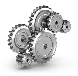 GEARS from AVENSIA GENERAL TRADING LLC