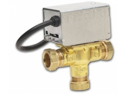 Motorized valve from AVENSIA GENERAL TRADING LLC