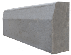 Kerbstone supplier in Oman from ALCON CONCRETE PRODUCTS FACTORY LLC