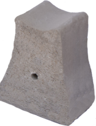 Cover block supplier in Saudi Arabia from ALCON CONCRETE PRODUCTS FACTORY LLC