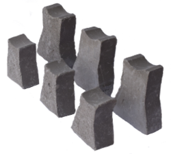 Cover block supplier in Bahrain from ALCON CONCRETE PRODUCTS FACTORY LLC