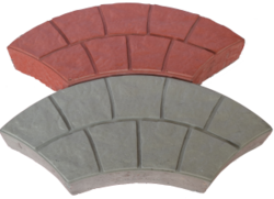 Duco interpave block supplier in Oman from ALCON CONCRETE PRODUCTS FACTORY LLC