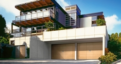 Luxury Residential Garage Doors from DESERT ROOFING & FLOORING L L C (DOORS DIVISION)