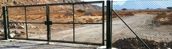 CHAIN LINK FENCE SUPPLIERS IN UAE from DOORS & SHADE SYSTEMS