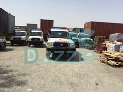 Toyota Land Cruiser Hard Top GRJ78 Petrol from DAZZLE UAE