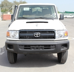 Toyota Land Cruiser Double Cabin Pickup VDJ79 Diesel from DAZZLE UAE