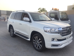 Toyota Land Cruiser Right Hand Drive ZX 200 from DAZZLE UAE