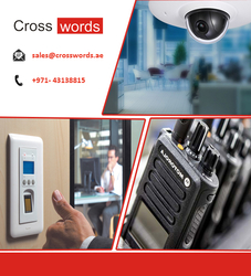 Security Equipment from CROSSWORDS GENERAL TRADING LLC