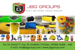SAFETY EQUIPMENT & CLOTHING from JBG GENERAL TRADING LLC