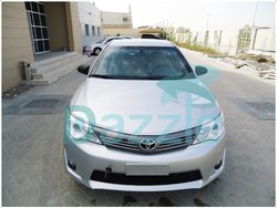 Armored Toyota Camry  from DAZZLE UAE