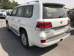 New Cars Toyota Land Cruiser GXR 200 from DAZZLE UAE