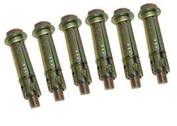 Anchor Bolts from HITANSHI METAL