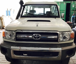New Cars Toyota Land Cruiser VDJ 78L from DAZZLE UAE