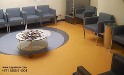 Antibacterial Flooring Specialist in Dubai from ZAYAANCO