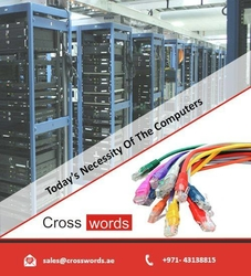 Server Racks Online from CROSSWORDS GENERAL TRADING LLC