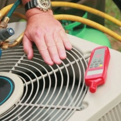 AIR CONDITIONER INSTALLATION SERVICE PROVIDERS IN DUBAI from AL HADI  AC MAINTENANCE