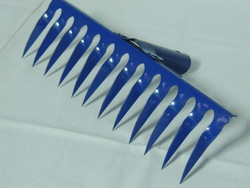 GARDEN RAKES from ZENITH STEELS LLC