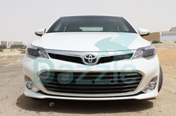 Toyota Armored Avalon from DAZZLE UAE
