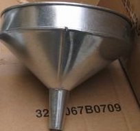 GALVANISED FUNNEL from MURTUZA TRADING