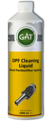 GAT DPF Cleaning Liquid - Car Care Additive - GHANIM TRADING LLC. UAE +97142821100 from GHANIM TRADING LLC