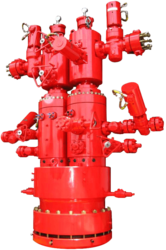 Wellhead  from PROSMATE TRADING AND SERVICES