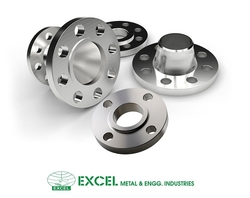 STAINLESS & DUPLEX STEEL FLANGES from EXCEL METAL & ENGG. INDUSTRIES