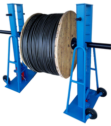 Cable Drum Jack supplier in UAE from ONTIDES INTERNATIONAL FZC
