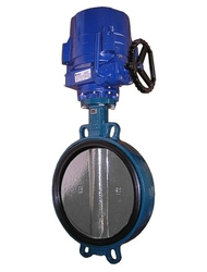 Butterfly valve from PROSMATE TRADING AND SERVICES