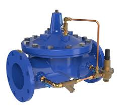 Pressure reducing valve  from PROSMATE TRADING AND SERVICES