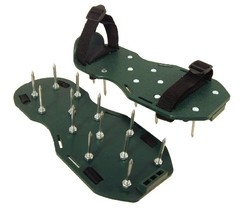 Lawn Aerating spike Shoes from GOLDEN ISLAND BUILDING MATERIAL TRADING LLC