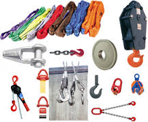 LIFTING EQUIPMENT from STEEL MART