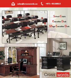 Office Chairs Wholesale from CROSSWORDS GENERAL TRADING LLC