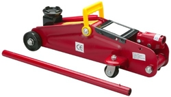 HYDRAULIC TROLLEY  JACK from GOLDEN ISLAND BUILDING MATERIAL TRADING LLC