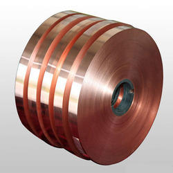 Copper Strips from ASHAPURA STEEL