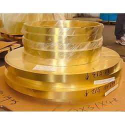 Brass Strips from ASHAPURA STEEL