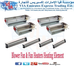 Blower Fan & Fan Heater Heating Element from VIA EMIRATES EXPRESS TRADING EST