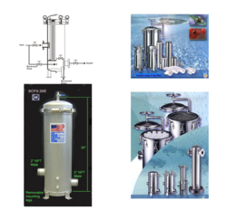 Watre Filtration  of  Mainline Central AQUALINK  Filtration Processing Systems from AQUALINK DESALINATION EQUIPT, TR.