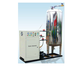 Ozone Generator O3 for Sterilization  from AQUALINK DESALINATION EQUIPT, TR.