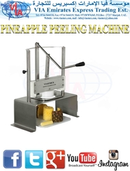 PINEAPPLE PEELING MACHINE from VIA EMIRATES EXPRESS TRADING EST