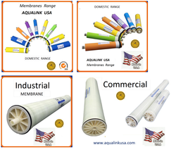 MEMBRANE  AQUALINK  &  FILMTEC  Brand  - MAde  in  USA from AQUALINK DESALINATION EQUIPT, TR.