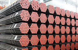 Carbon Steel Seamless Pipe from ASHAPURA STEEL
