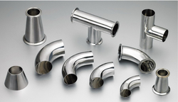 Stainless Steel Pipe Elbow from ASHAPURA STEEL