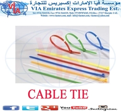 CABLE TIE from VIA EMIRATES EXPRESS TRADING EST