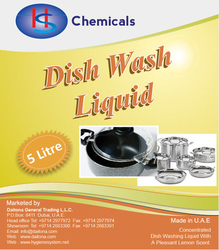 DISH WASH LIQUID AVAILABLE IN UAE from DAITONA GENERAL TRADING (LLC)
