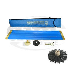 Drain Line Cleaner Rod from SKY STAR HARDWARE & TOOLS L.L.C