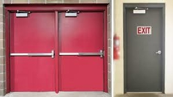 FIRE RATED AND NON FIRE RATED DOORS from TAREEQ AL NAJAH DOORS TR