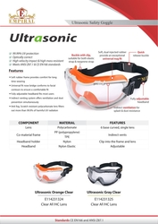 ULTRASONIC GOGGLE (PREMIUM PLUS) from SAMS GENERAL TRADING LLC