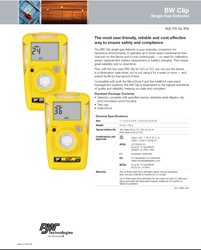 BW C2-H H2S from SAMS GENERAL TRADING LLC
