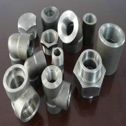 Stainless Steel Butt Weld Fittings from ASHAPURA STEEL & ALLOYS